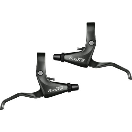 Shimano Tiagra 4700 Pair of Brake Levers (for Flat Bars)