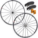 Fulcrum Racing Zero Wheelset Tyres & Tubes Bundle