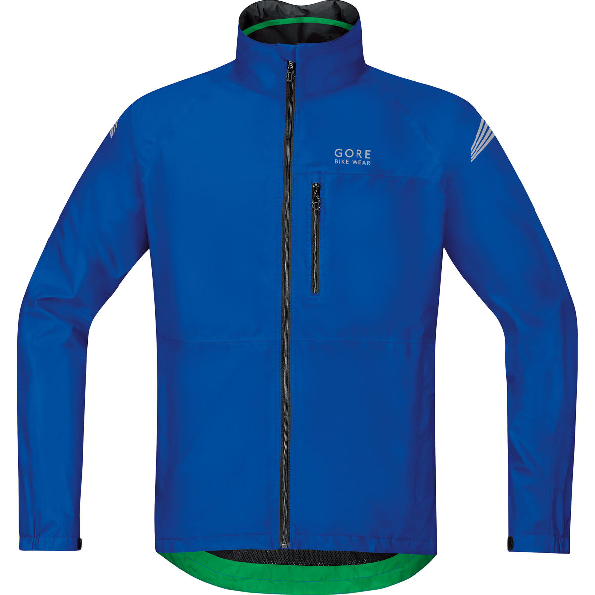 Veste Gore Bike Wear Element Gore-Tex - S Brilliant Blue Vestes imperméables vélo
