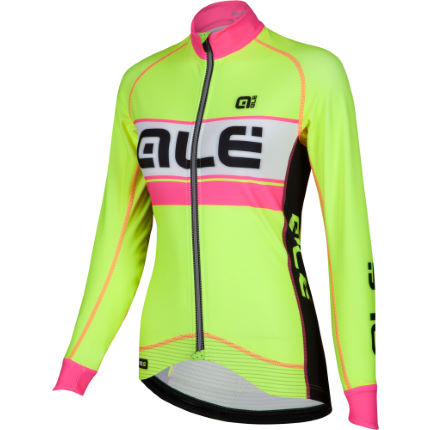 Alé Women's PRR Bering Long Sleeve Jersey