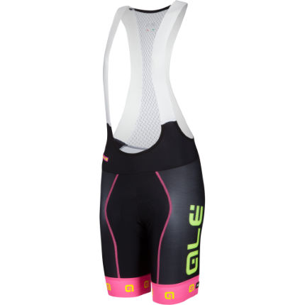 Alé PRR Thermal Bib-shorts - Dam