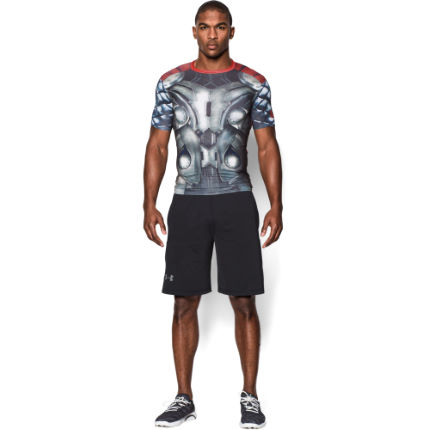 Camiseta de compresión Under Armour Alter Ego Thor