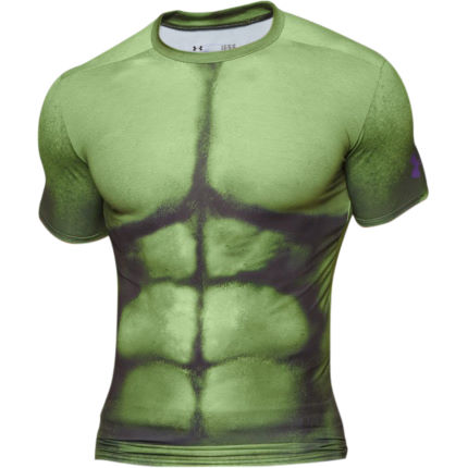 Maillot à compression Under Armour Alter Ego (Hulk)