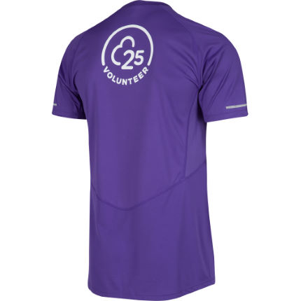 parkrun Milestone T shirt Volunteer