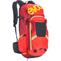 Evoc FR Trail Team 20L Protector Rucksack (Red/Ruby)