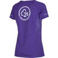 parkrun Womens Milestone T shirt Volunteer