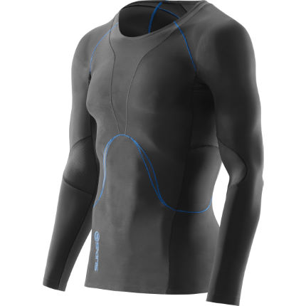 SKINS RY400 Compression Long Sleeve Top