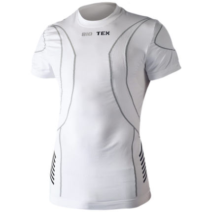 Maillot de corps Biotex Bioflex (compression, manches courtes)