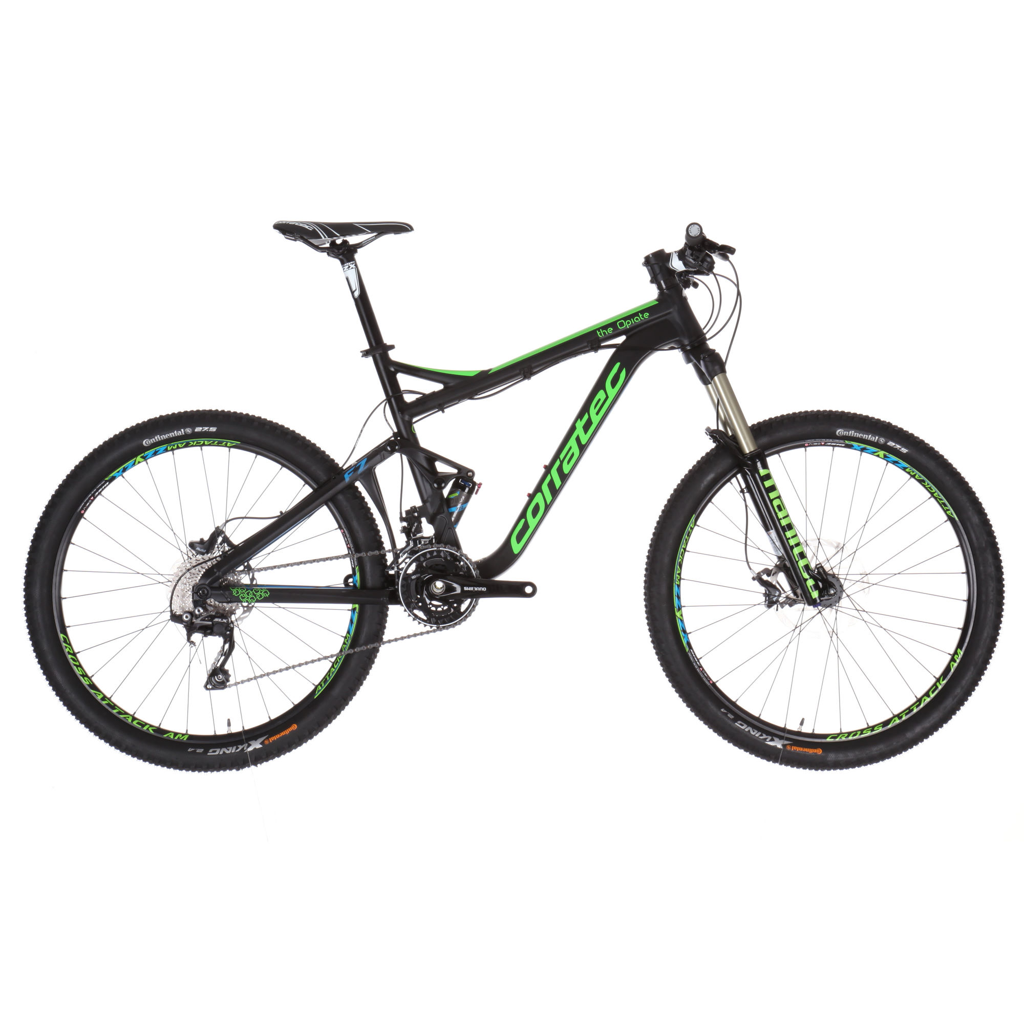 Corratec Opiate 650b Fz 2015 Full Suspension Mtb