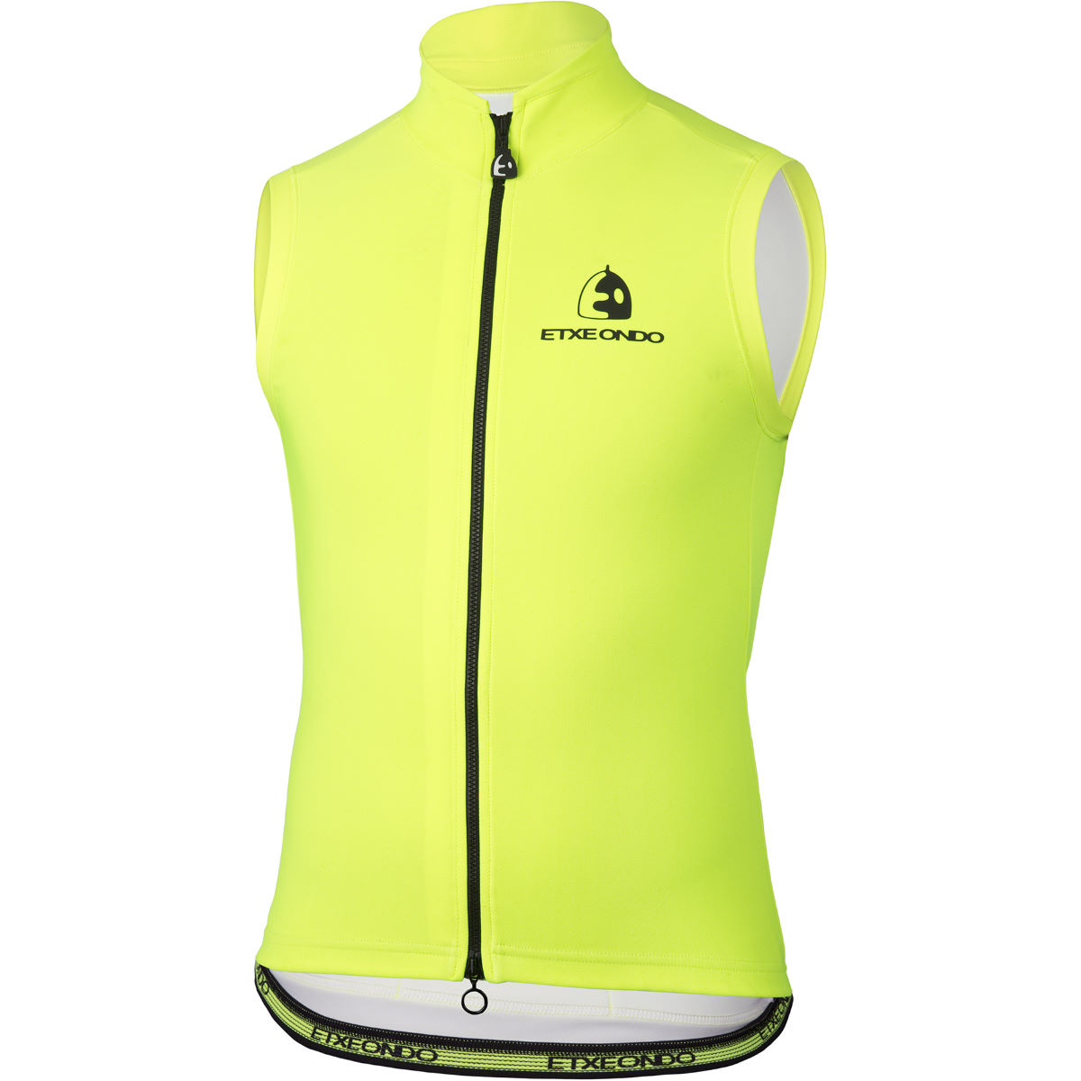Gilet sans manches Etxeondo Team Edition Windstopper - XL Jaune Gilets vélo