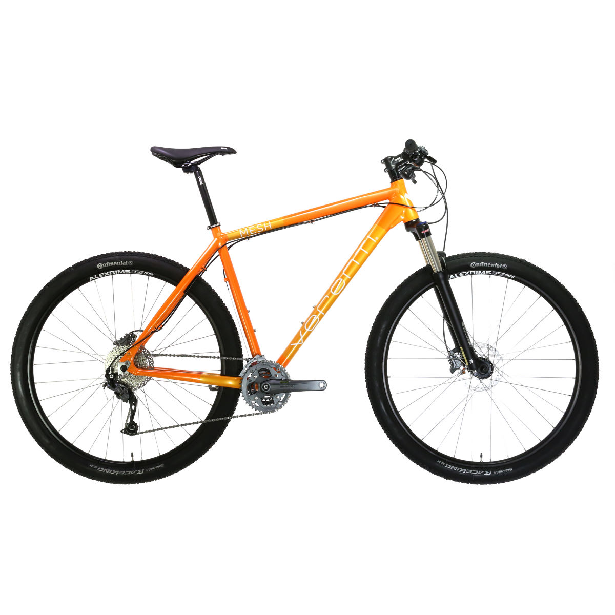VTT Verenti Mesh Alivio (2016) - 14'' Orange VTT semi-rigides