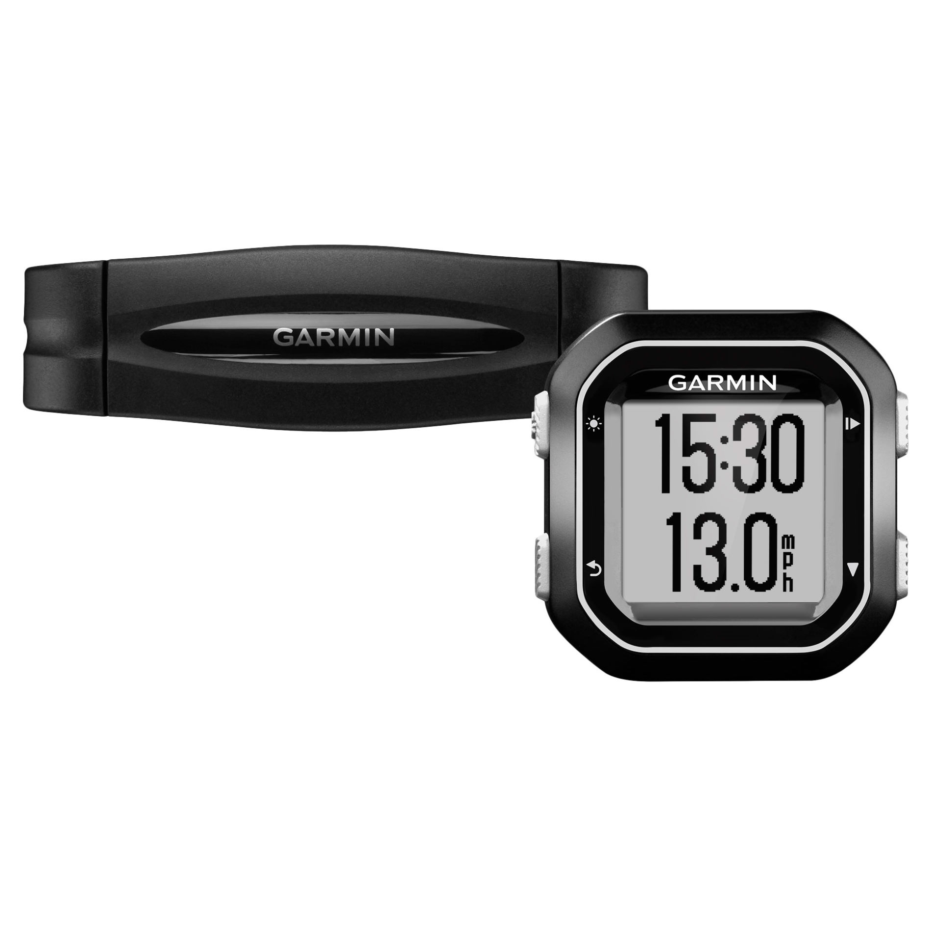 garmin edge 25 gps fahrradcomputer mit herzfrequenzmesser. Black Bedroom Furniture Sets. Home Design Ideas