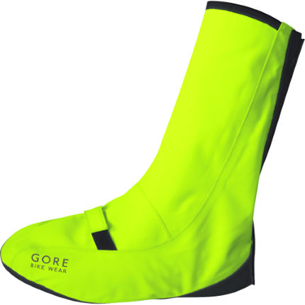 Copriscarpe Universal City fluorescente - Gore Bike Wear