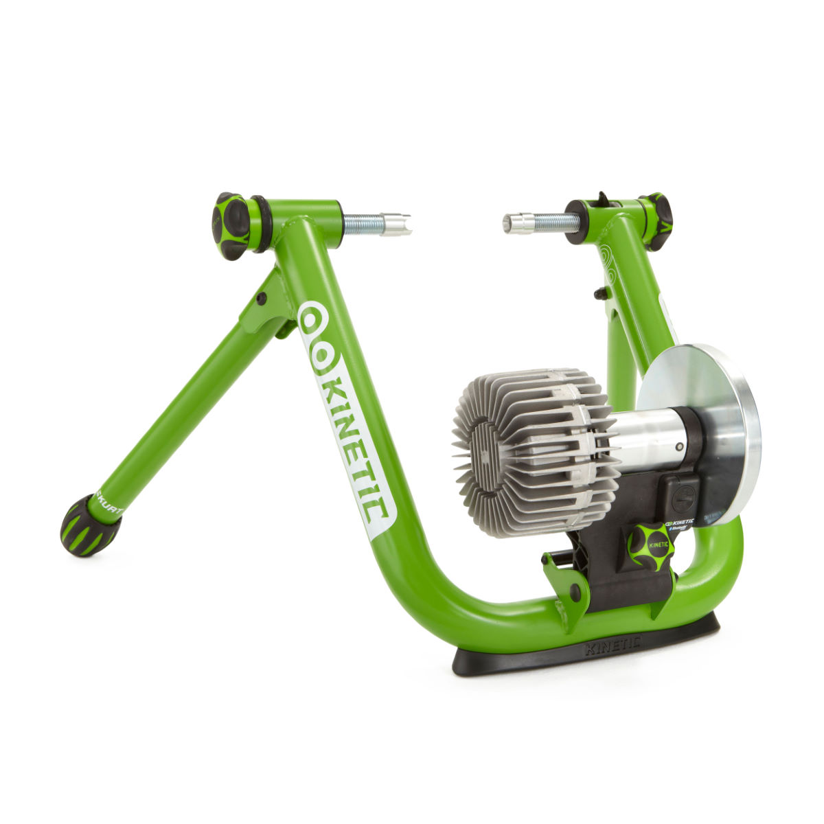 Home Trainer Kinetic Road Machine II Smart - Taille unique Vert