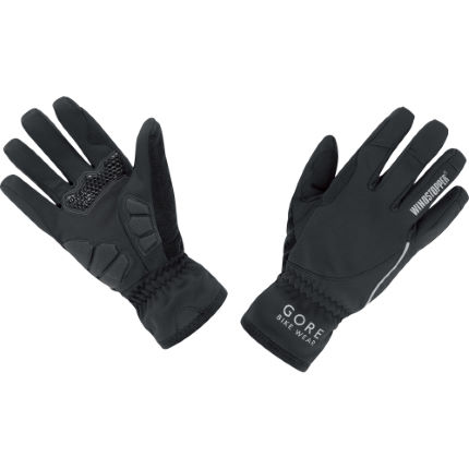 Gore Bike Wear Power Softshell Handsker - Dame