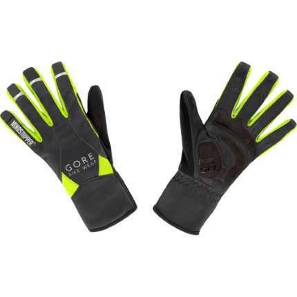 Guanti Universal Windstopper Mid - Gore Bike Wear