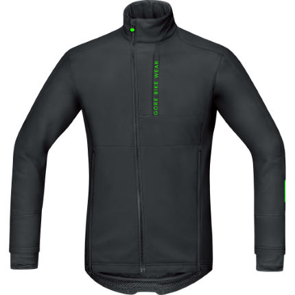 Veste Gore Bike Wear Power Trail Windstopper Softshell