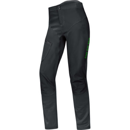 Gore Bike Wear Power Trail Windstopper Softshell 2in1 Pants