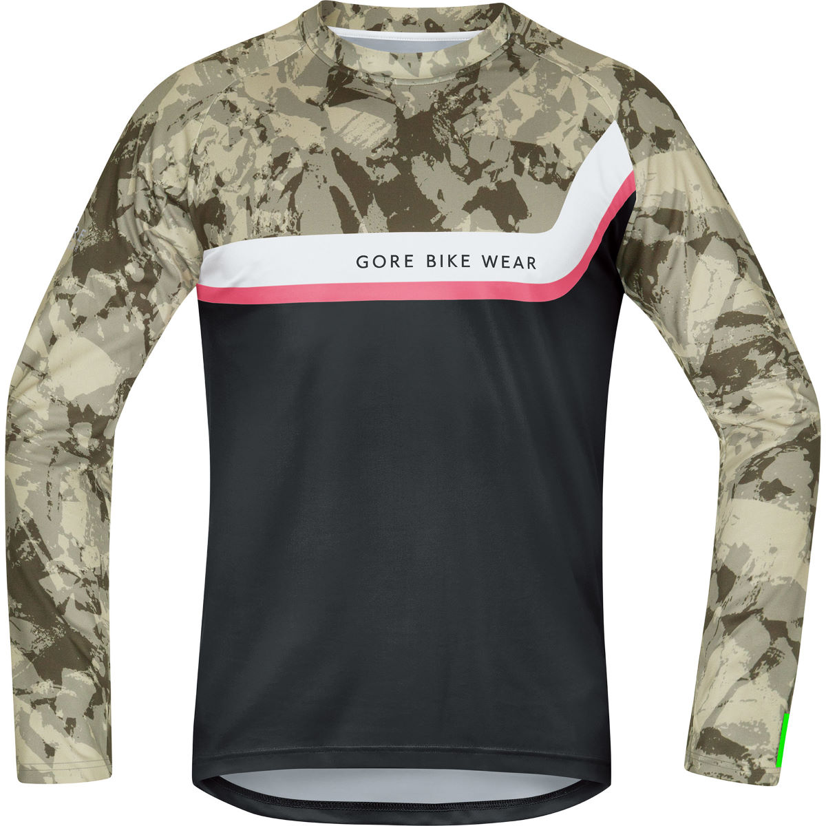 Gore Bike Wear Power Trail Long Sleeve Jersey