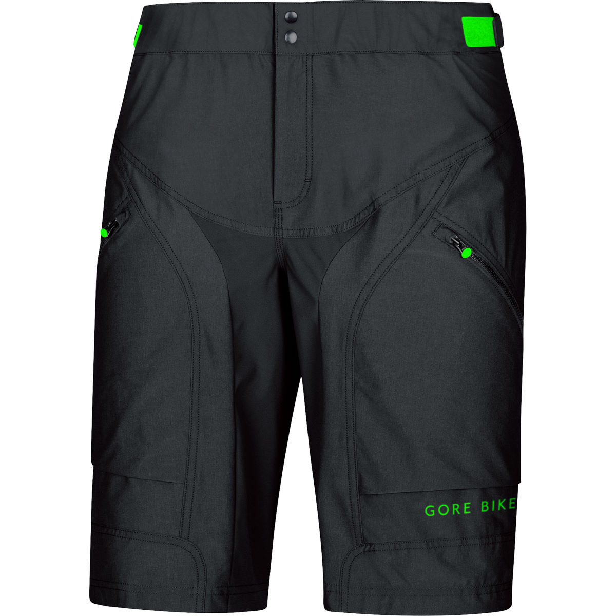 Short Gore Bike Wear Power Trail + - XL Noir Shorts VTT