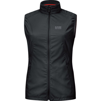 Gore Bike Wear Element Windstopper Active Shell Väst - Dam