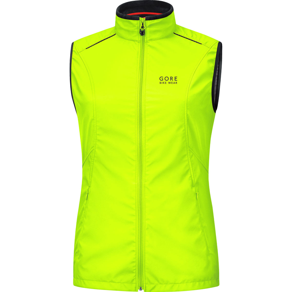 Chaleco para mujer Gore Bike Wear Element Windstopper Active Shell - Chalecos