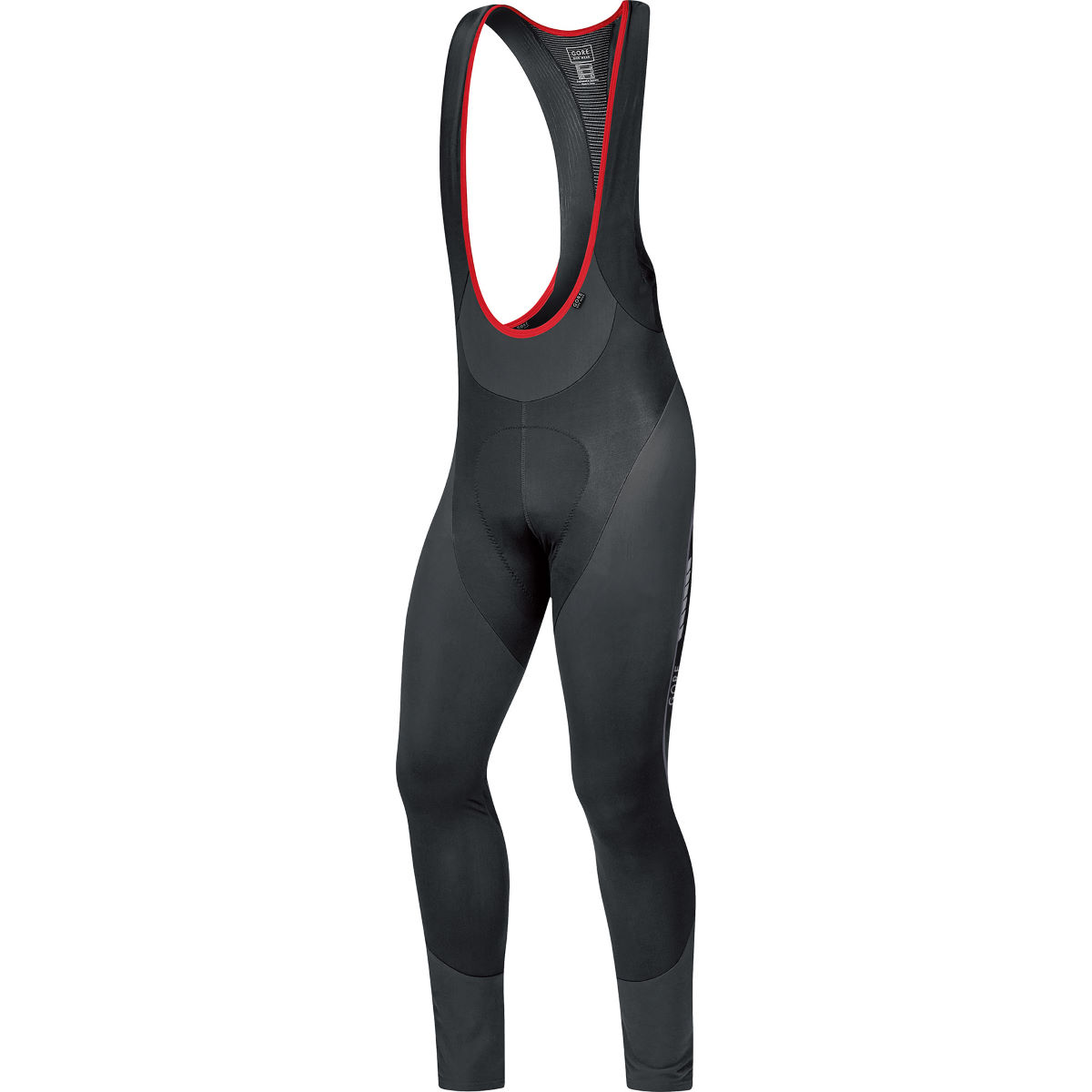 Gore Bike Wear Oxygen Partial Thermo Bib Tights   Cycling Tights