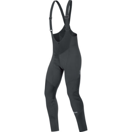 Gore Bike Wear Element Windstopper Softshell Bib Tights+
