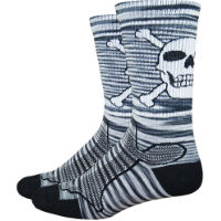 Calcetines DeFeet Levitator Trail Bonehead