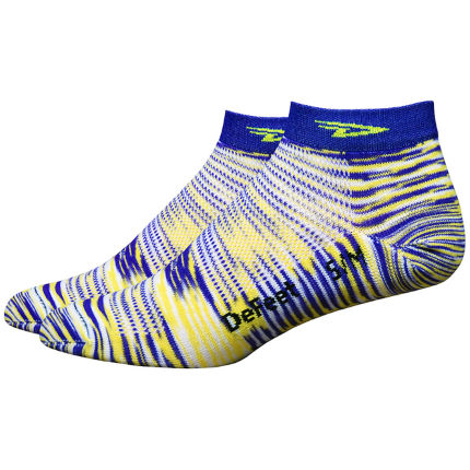 DeFeet Women's Speede Shagadelic Socks