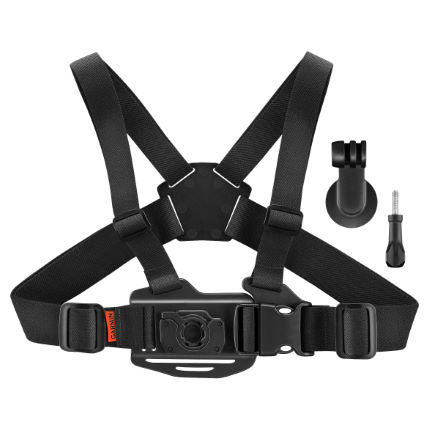 Garmin Chest Strap Mount for VIRB X and VIRB XE