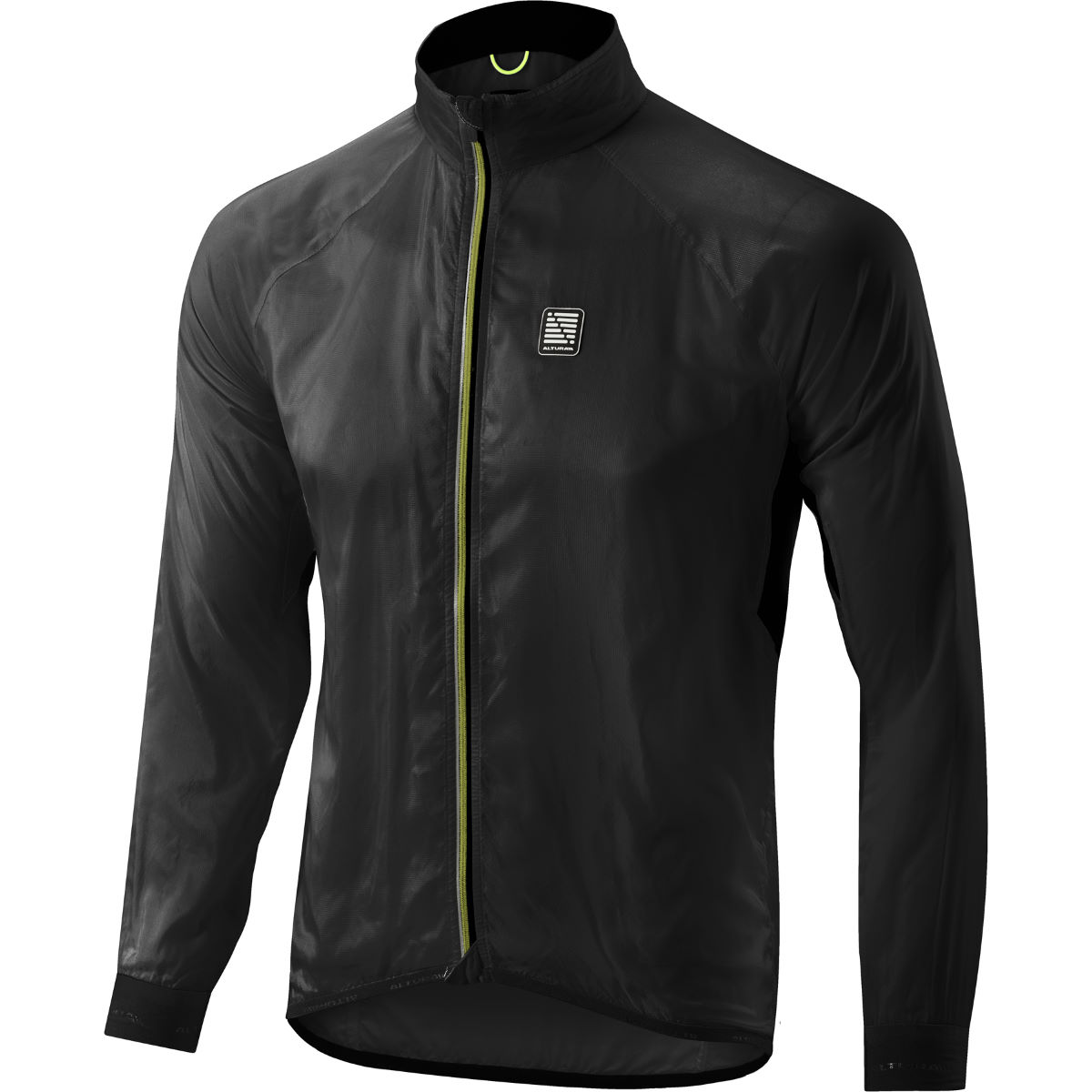 Veste Altura Podium Shell (coupe-vent) - Large Noir Coupe-vents vélo