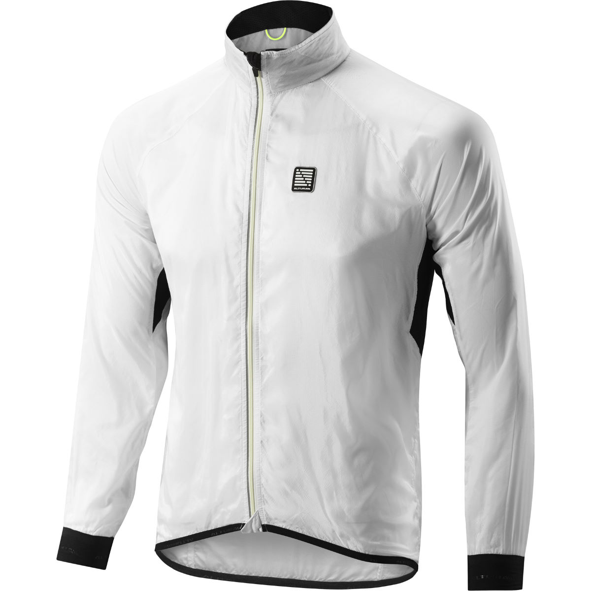 Veste Altura Podium Shell (coupe-vent) - Large Blanc