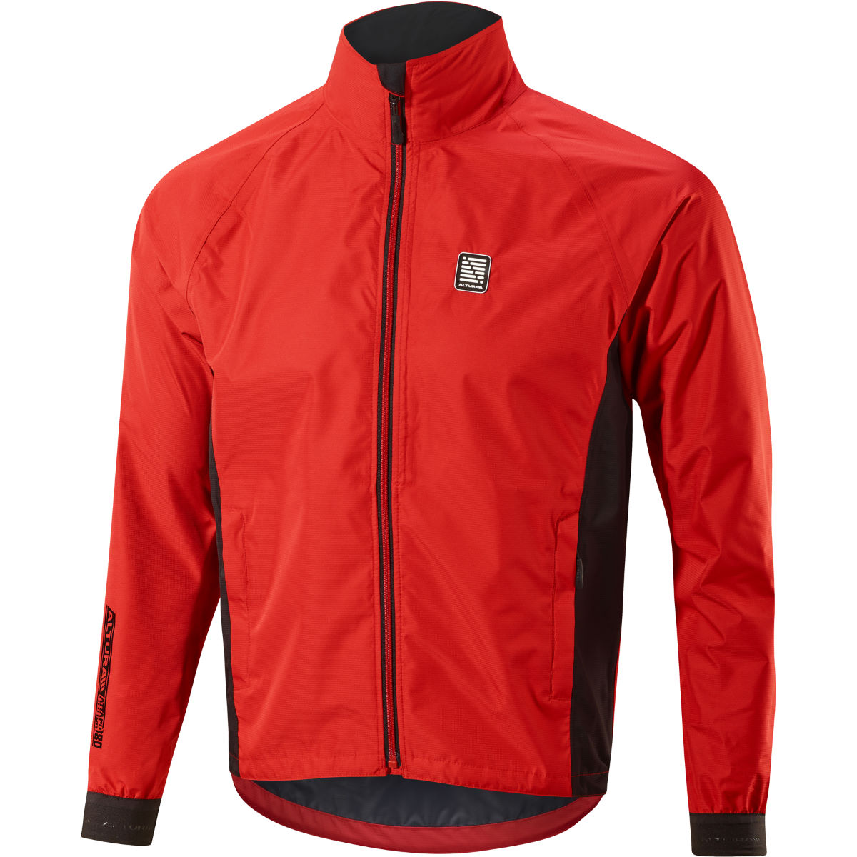 Veste imperméable Altura Attack 180 - Small Rouge