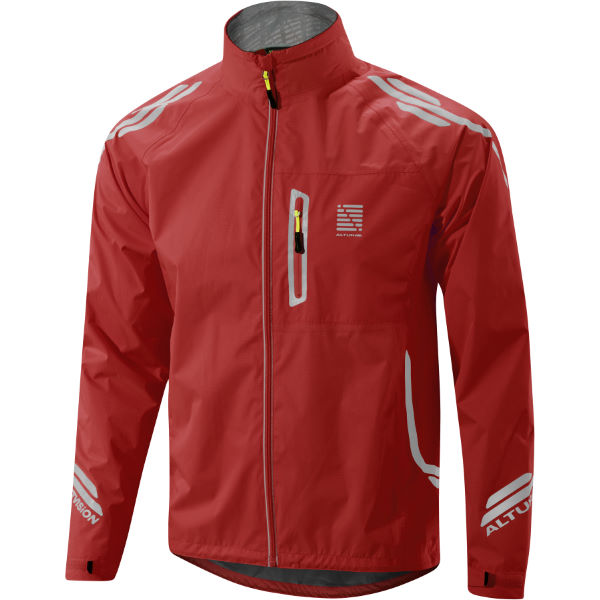 Chaqueta Altura Night Vision - Impermeables - ciclismo