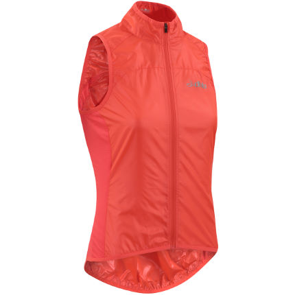 Gilet donna ripiegabile Aeron Super Light Windproof - dhb