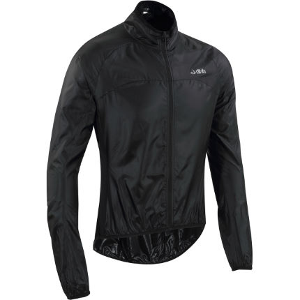 Chaqueta cortavientos dhb Aeron Super Light (plegable)