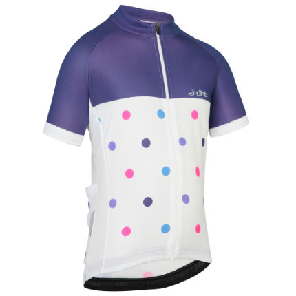 dhb Kids Short Sleeve Jersey - Girls
