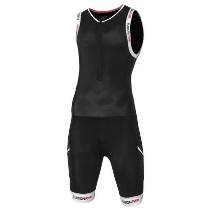 Fusion Multisport Suit with Front Zip