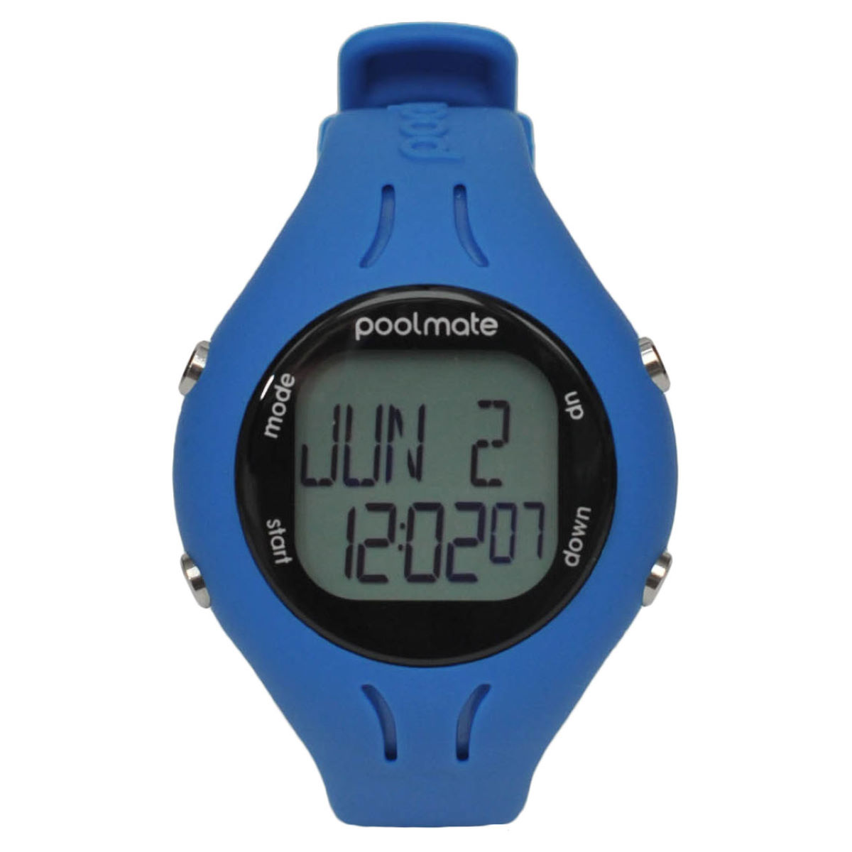 Montre Swimovate Pool Mate 2 - Bleu Compteurs GPS de running