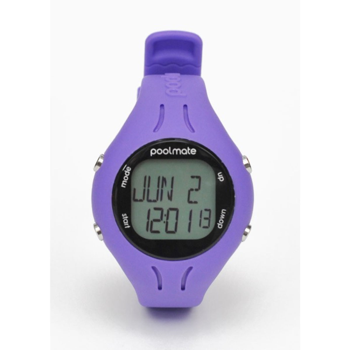 Montre Swimovate Pool Mate 2 - Mauve Compteurs GPS de running