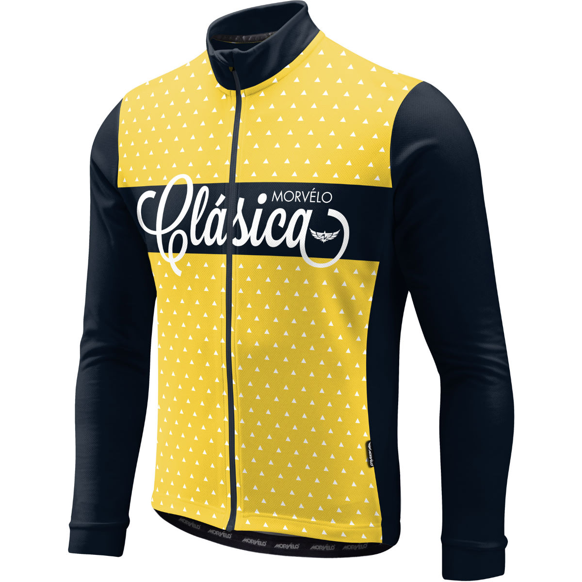 Morvelo Clasica ThermoActive Long Sleeve Jersey
