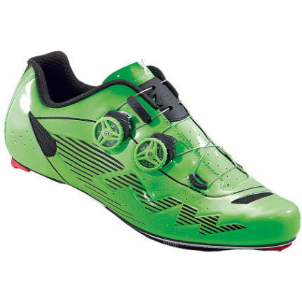 Northwave Evolution Plus Road Shoes (SS16) Green/Green EU 44