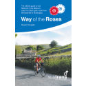 Mappa ciclistica Sustrans Way of the Roses