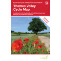 Sustrans Thames Valley Cycle Map
