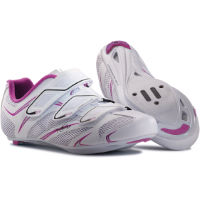 Northwave Womens Starlight 3S Road Shoes (White/Purple)