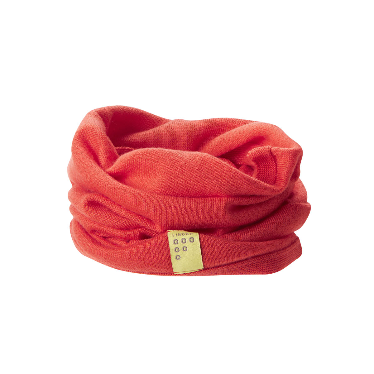 Cache-cou Femme FINDRA Betty - Taille unique Coral/Coral Couvre-cous