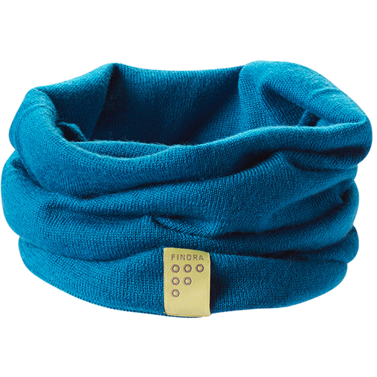 Cache-cou Femme FINDRA Betty - One Size Teal Couvre-cous