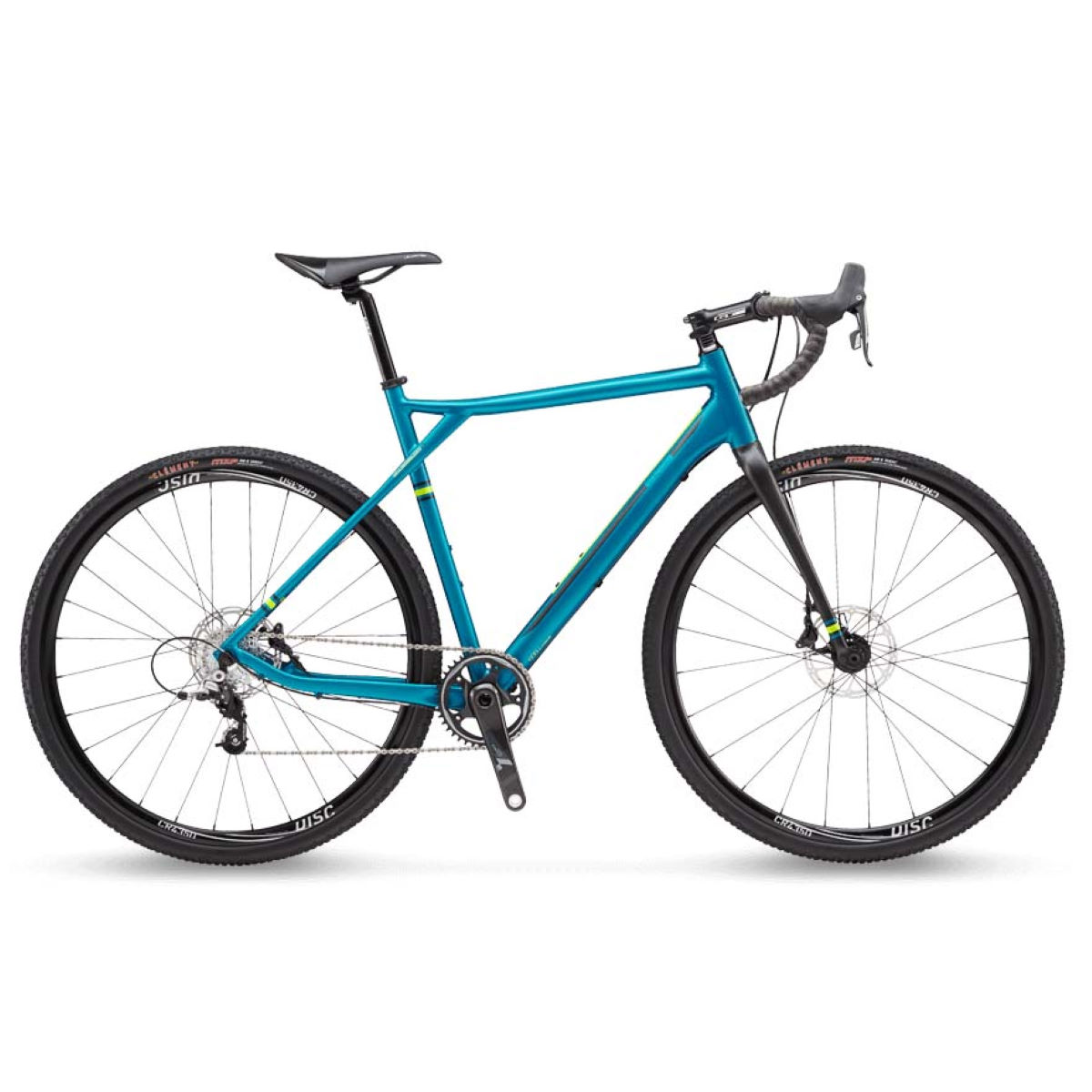 Vélo de route Femme GT Grade AL X (2016) - Medium Ex Demo Bike Bleu Vélos de route