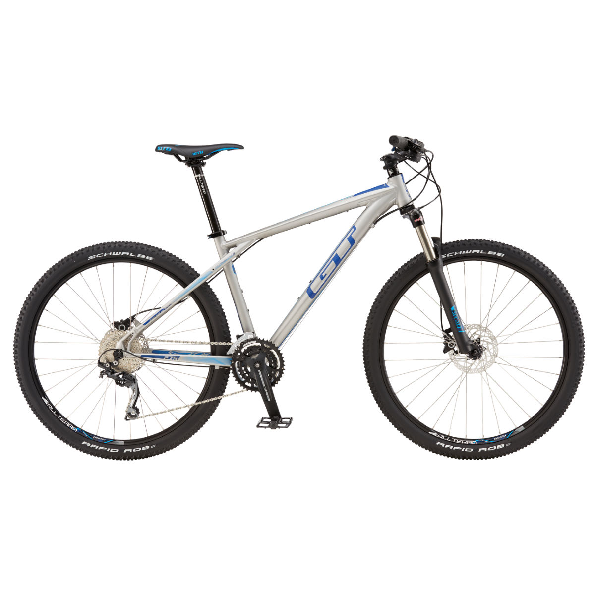 VTT GT Avalanche Elite (2016) - M Raw VTT semi-rigides